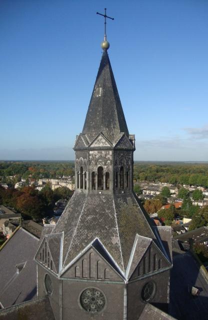 Sint Petruskerk-de koepel