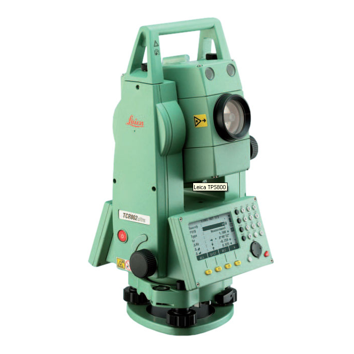 Total station Laica TPS800