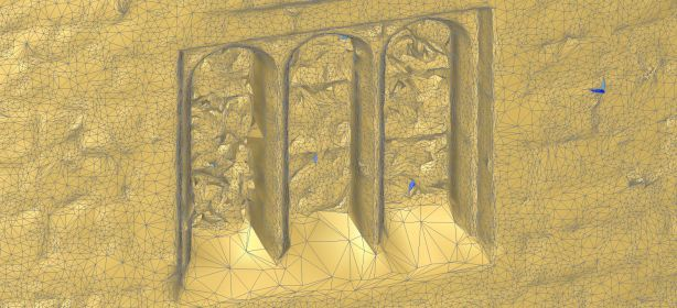 3D deformatiemetingen