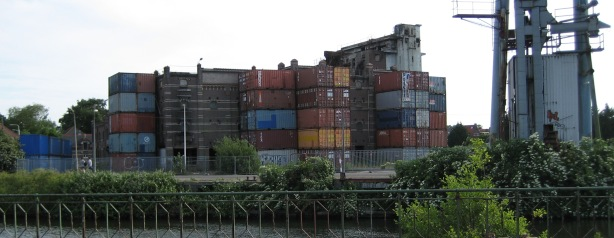 containers ondersteuning cereol complex