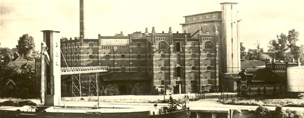 historische foto cereol complex