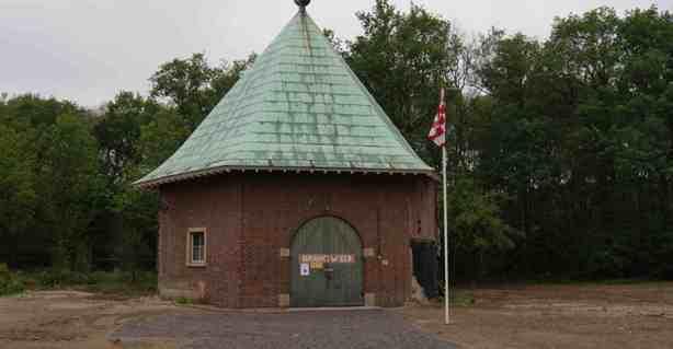 Koepelgebouw  Frederik Hendrik kazerne