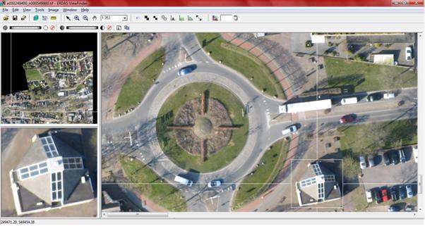 Drone foto ortholuchtfotomozaïek