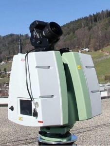 Leica 3D scanner externe camera