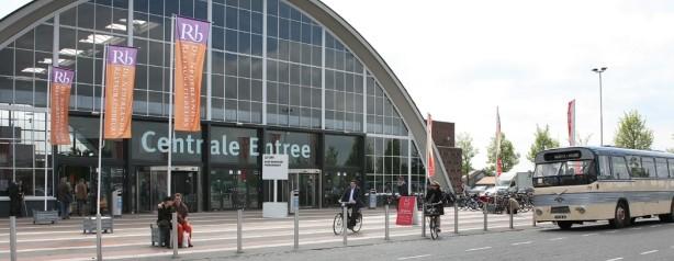 Entree Brabanthallen Restauratiebeurs