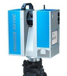 Z+F MAGER 5010C 3D laserscanner