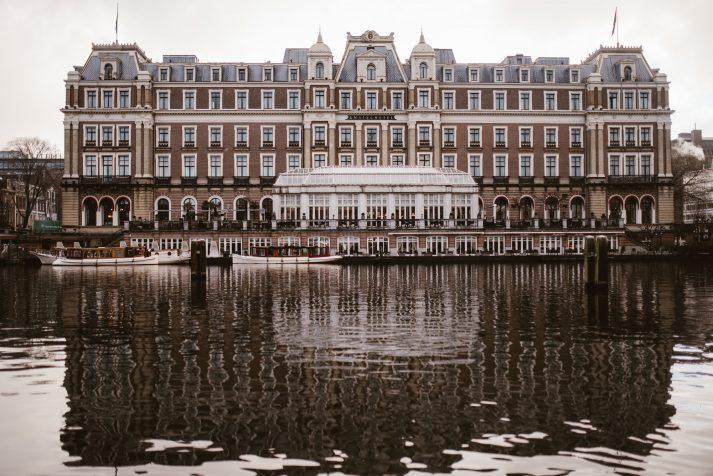 Amstel Hotel rivier amstel
