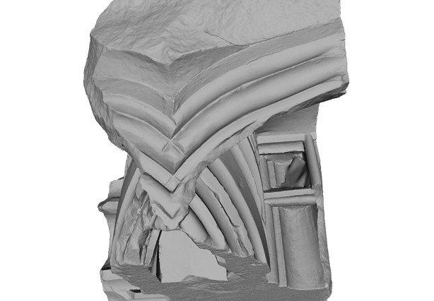 3D scannen beelden laserarm