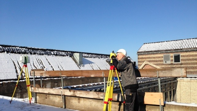 Laser scanning in Bouwspecial