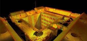 laser scanning UMC 3