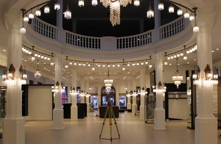 3D scanning Maison de Bonneterie