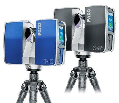 Faro Focus X-serie 3D scanners