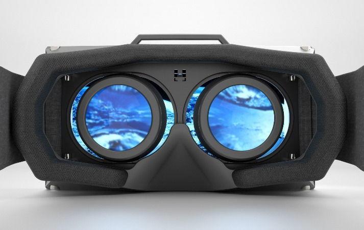 3d model bekijken met Oculus Rift
