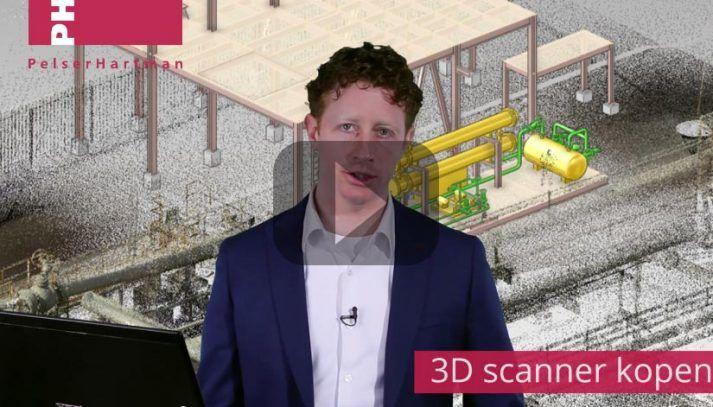 3D laserscanner kopen