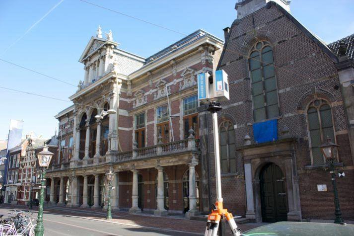 Aalmarkt-Leiden-3D-scanner