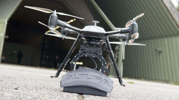 De voordelen- en nadelen van 3D meten met drones