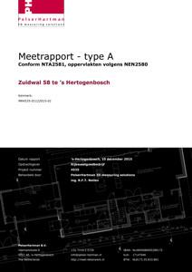 NEN2580 NTA-2581 meetrapport