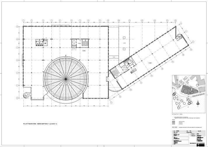 Voorbeeld vanplattegronden in het 3D verkoopdossier.