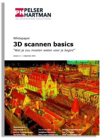 3D scannen basics whitepaper