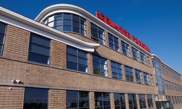 kantoor pelserhartman Gruyterfabriek Den Bosch