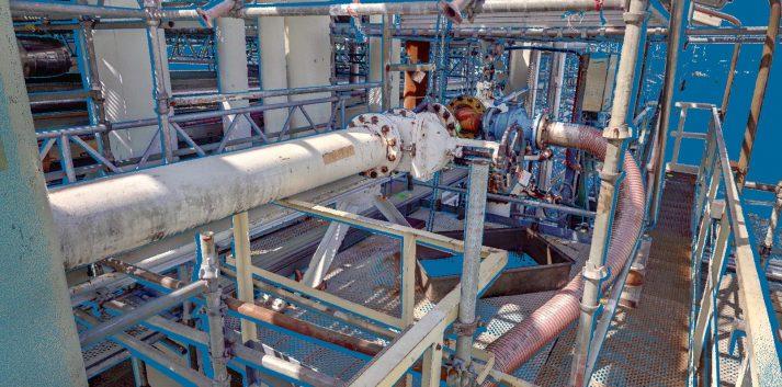 3D scan petrochemie chemie plant 360 foto