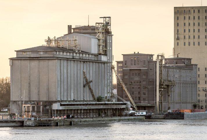 SAMGA gebouwen in Antwerpen
