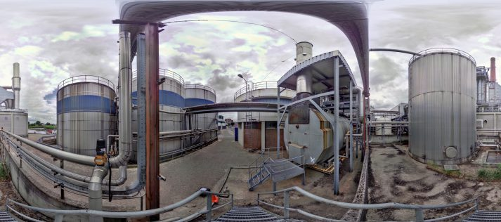 360° bolfoto 3D scan plant maintenance