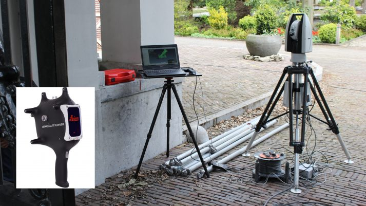 leica scanner lasertracker