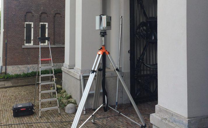 Leica hds7000 3d laserscanner terrestrial