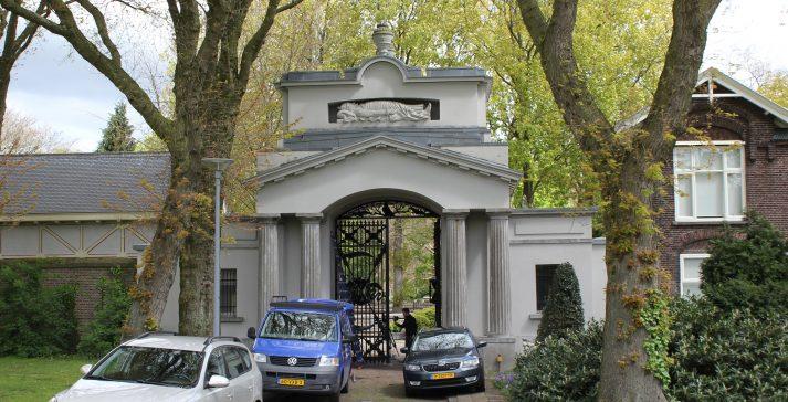 rijksmonument poortgebouw algemene begraafplaats rotterdam