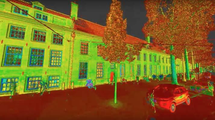 3D scannen Amsterdam Museum
