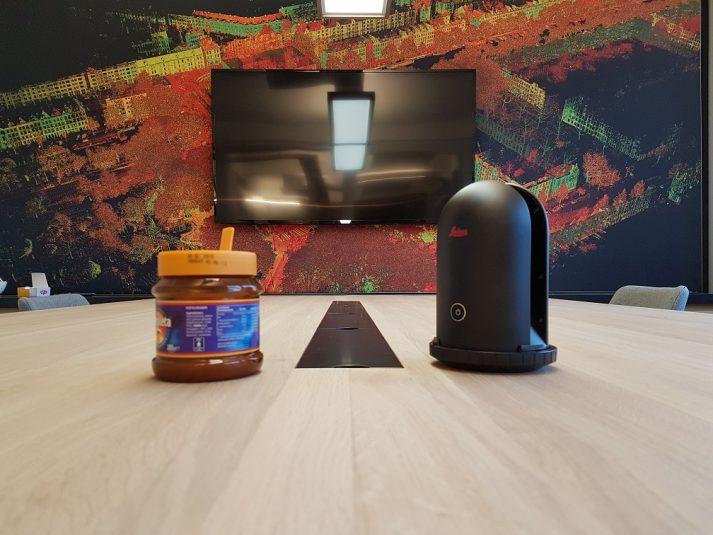 leica BLK360 3D scanner