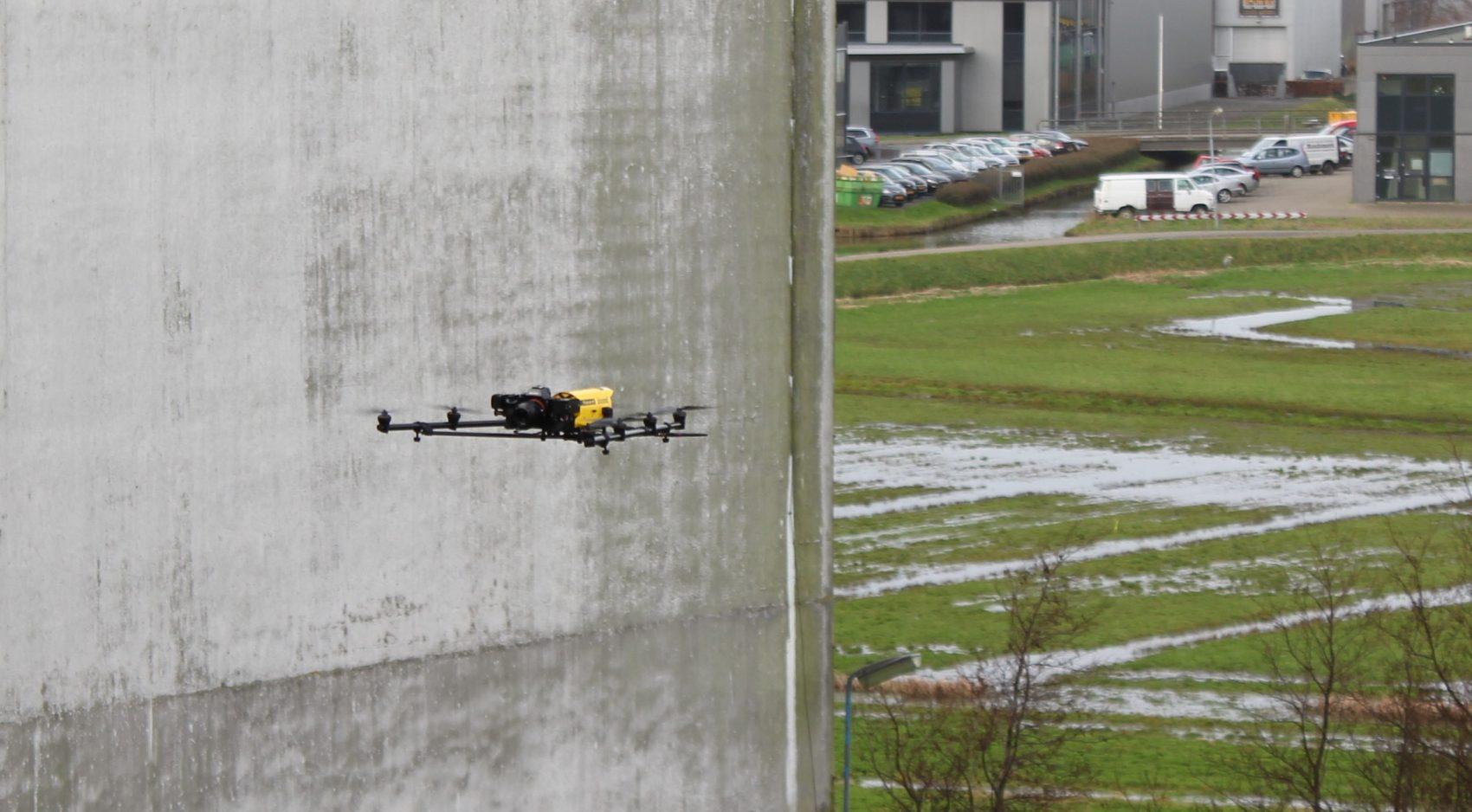 3D meten met drones