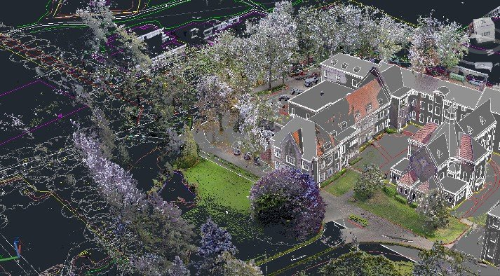 Pointcloud in Revit