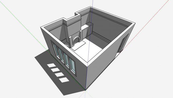 sketchup-3d-model-structure-sensor