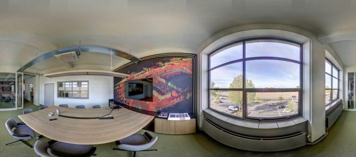 Panoramafoto 3D scanner Z+F 5016
