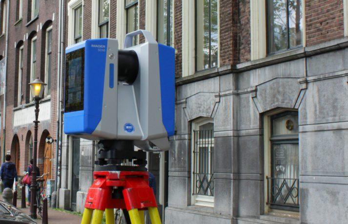 3D laser scanner Z+F IMAGER 5016