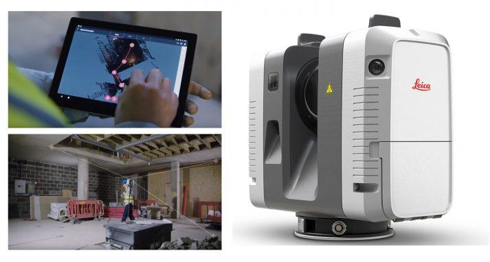 rtc360 leica 3D laserscanner