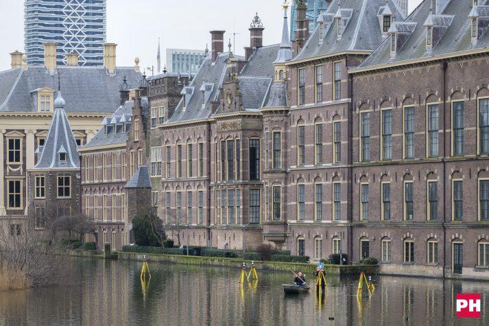 Ministerie Algemene Zaken Binnenhof Den Haag