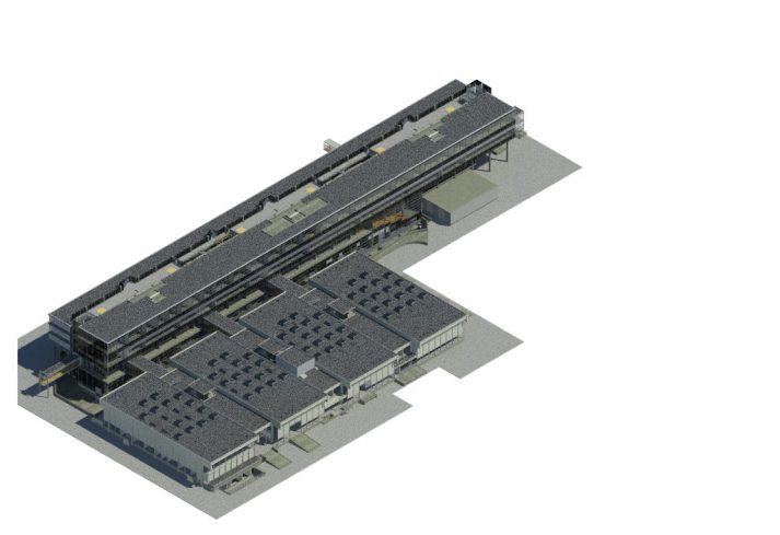 Gemini 3D model