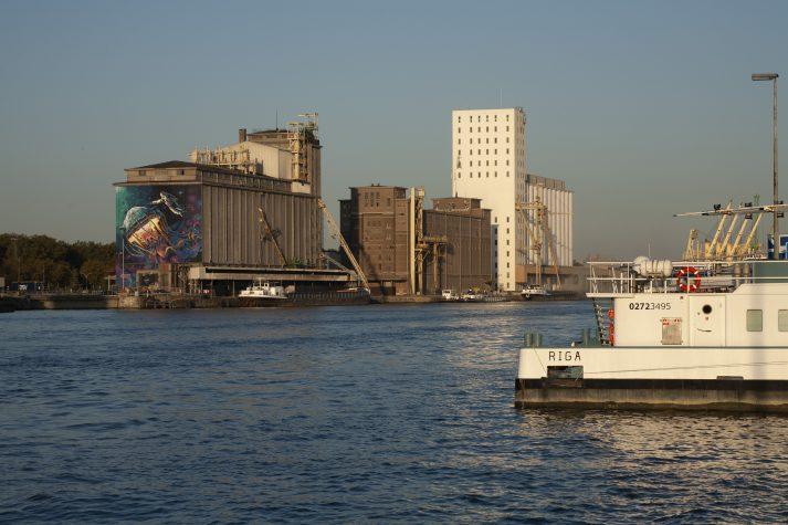 Documentatie industrieel erfgoed: SAMGA gebouwen in Antwerpen
