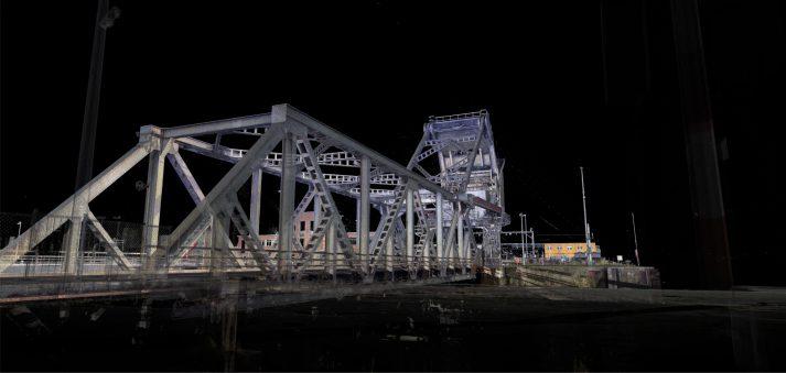 PelserHartman België: Monitoring en 3D scan industrieel erfgoed