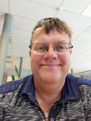 René van der Jagt, Senior Piping Designer Tetra Pak