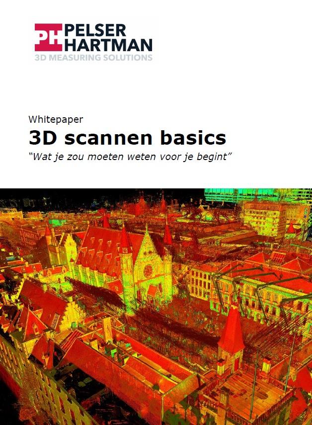 PelserHartman 3d scannen whitepaper
