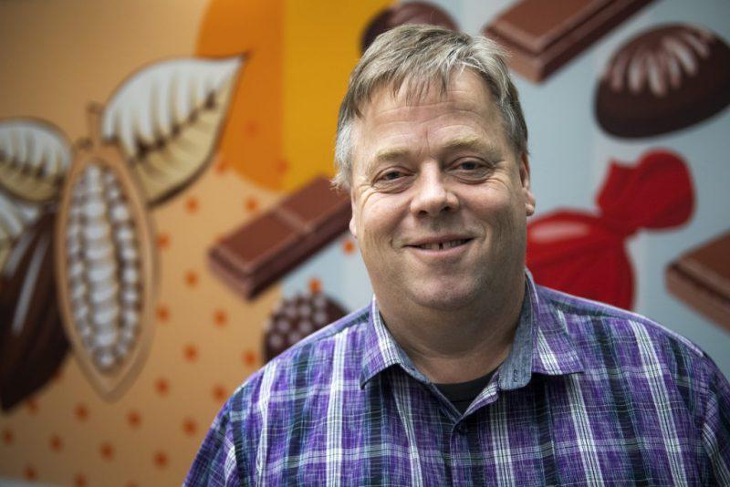 Frans van Diepenbeek, technisch expert Orangeworks: werken zonder 3D scanning is voor ons ondenkbaar.