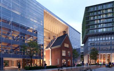 OMA neemt PelserHartman in de arm bij ontwikkeling VDMA-terrein Eindhoven