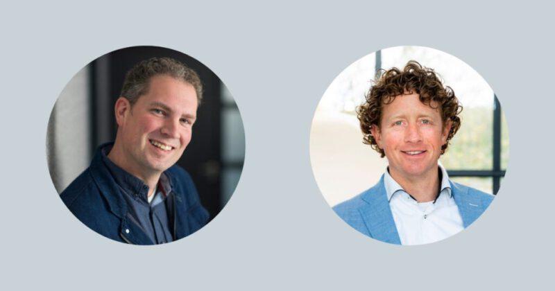Interview met Jeroen Pelser en Casper Heine over hun kersverse partnership